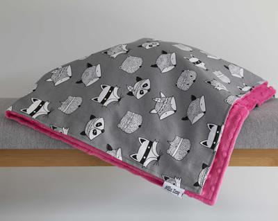 Tribal Pink Blanket