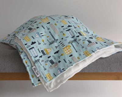 Inner City Living  Blanket