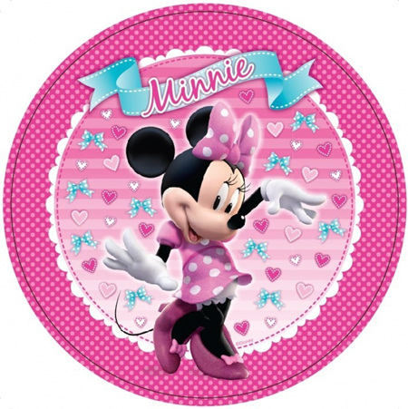 Minnie Mouse 40 piece pack.
