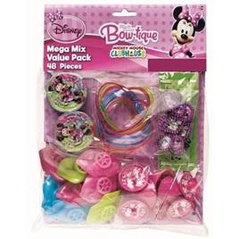 MInnie Mouse - Bowtique 48 Piece Party favour pack