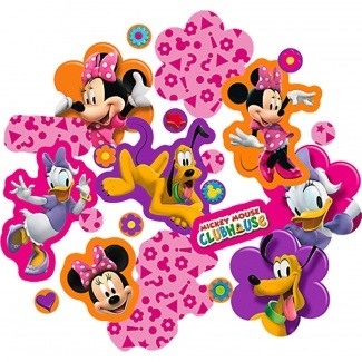 Minnie Mouse Confetti