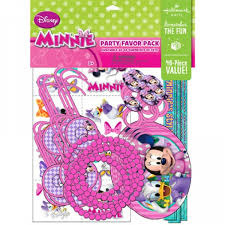 Minnie Mouse  Dream 48 piece Favour Pack
