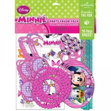 Minnie Mouse  Dream 48 piece Favour Pack