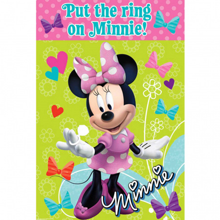 Minnie Mouse game