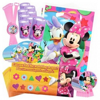 Minnie Mouse Party Range
