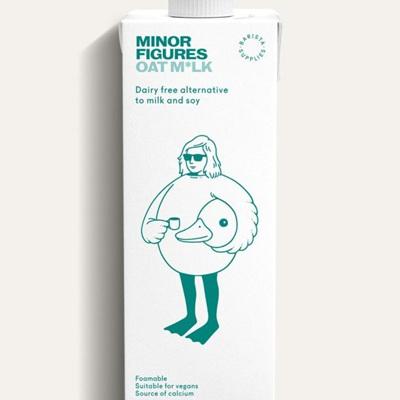 Minor Figures Oat Milk - 1 L
