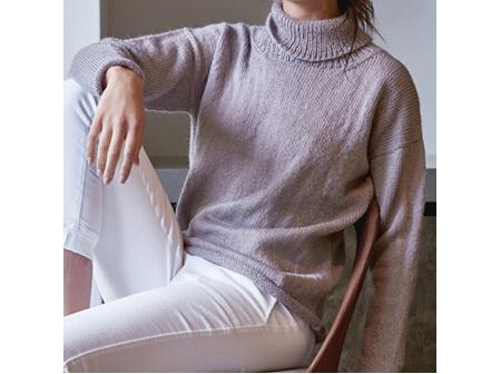 Minty Tx619 - Oslo Sweater Pattern