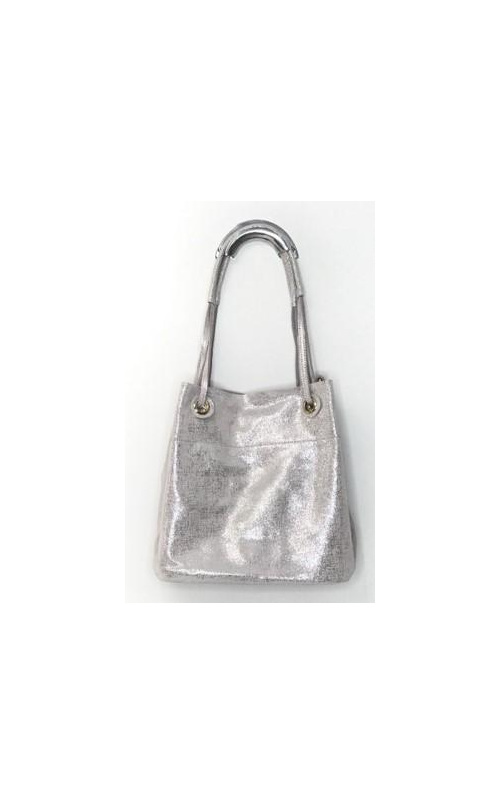 This Versatile Tote Bag Is The Perfect Shiny Companion To Any Outfit