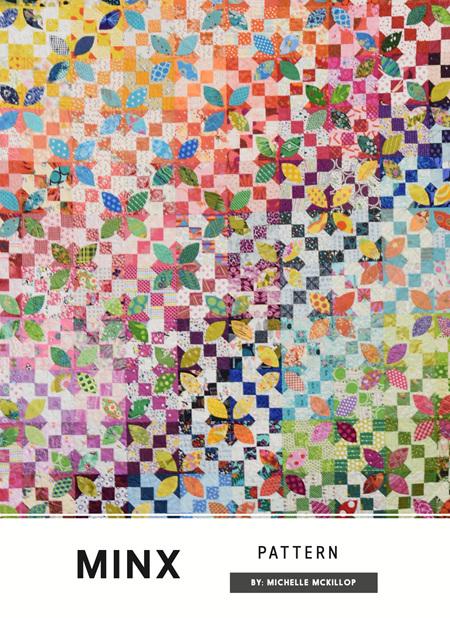 Minx Quilt Pattern