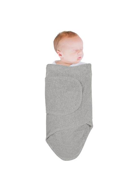 Miracle Blanket Grey Marl Newborn to 14 Weeks