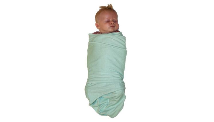 Miracle blanket pistachio green