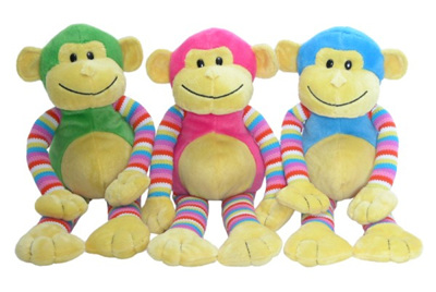 Mischief Monkey Soft Toy