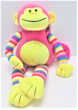 Mischief Monkey Soft Toy