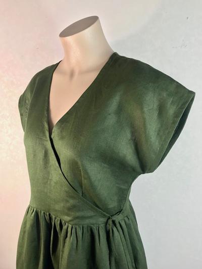 Miso Ume wrap dress