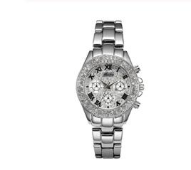 Miss Fox Luxury Roman Watch - Silver