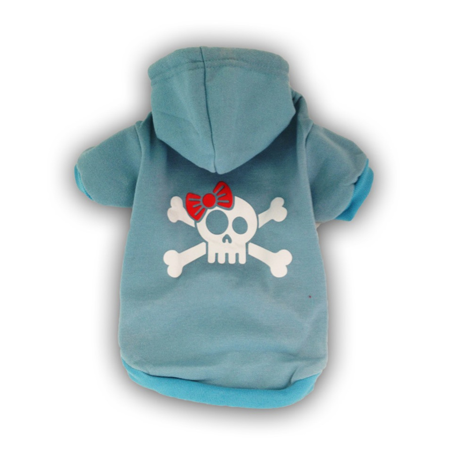 Miss Jolly Roger - Blue