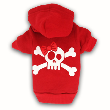 Miss Jolly Roger - Red