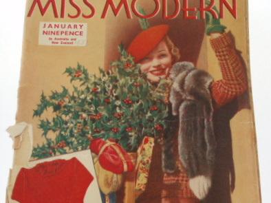 Miss Modern 1930s