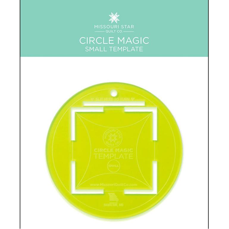 """Missouri Star Circle Magic Small 5"""" Circle"""