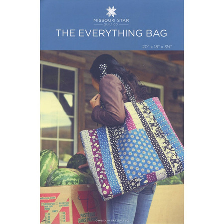 Missouri Star Quilt The Everything Bag Pattern
