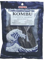 Mitoku Kombu Kushiro Sea Vege - 50g