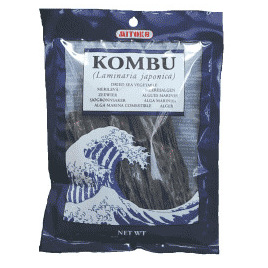 Mitoku Kombu Kushiro Sea Vege 50g