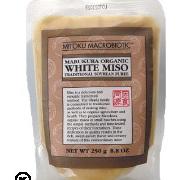 Mitoku Macrobiotic White Miso Puree 250g