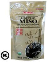Mitoku Organic Hatcho Miso Paste - 300g