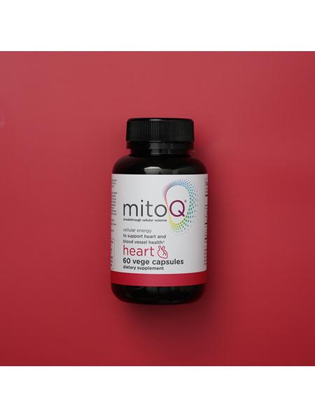 MitoQ Heart 60caps