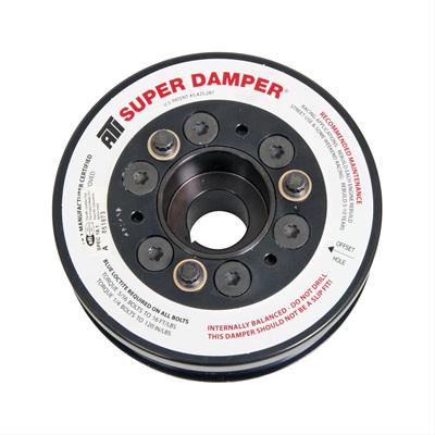 Mitsubishi 4B11T Super Damper Harmonic Dampers
