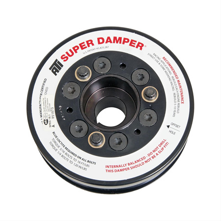 Mitsubishi 4B11T Super Damper Harmonic Dampers ATI 918253
