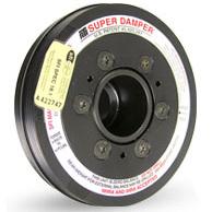 Mitsubishi 4G63 Super Damper Harmonic Dampers EVO 4-9