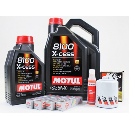 Mitsubishi EVO 10 4B11 Service Pack - Fully Synthetic