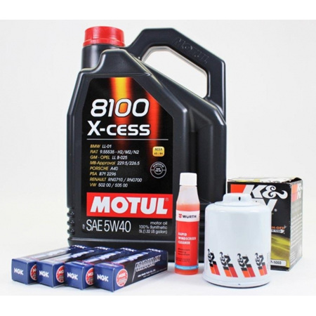 Mitsubishi EVO 4-8 4G63 Service Pack - Fully Synthetic