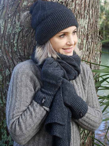 Mittens, Scarves & Hats