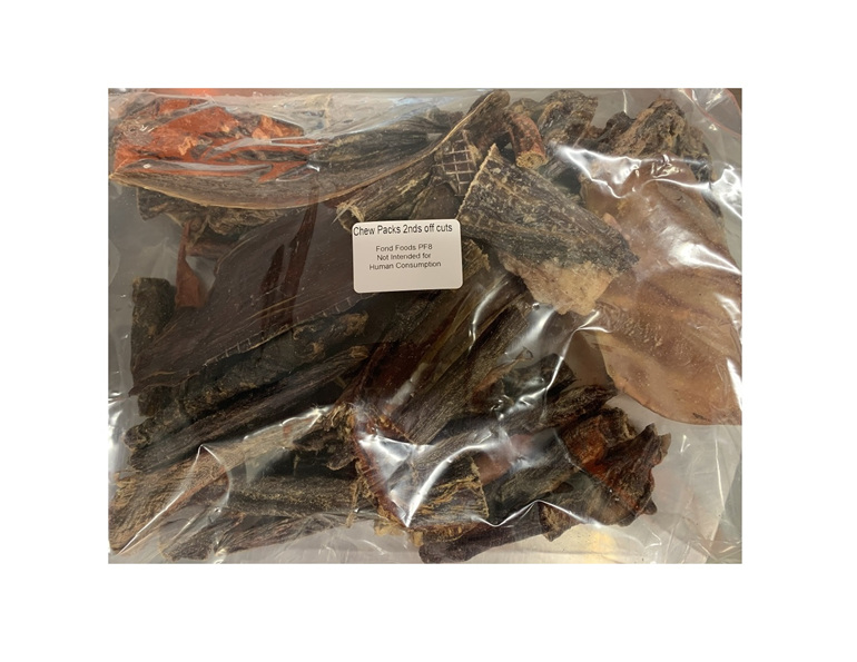 Mixed Chew 2nds Pack