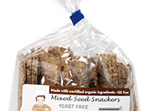 MIXED SEED CRACKERS & SNACKERS