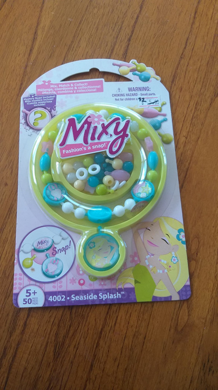 Mixy Fashion Snap Together Beads