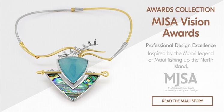MJSA Jewellery Design Awards