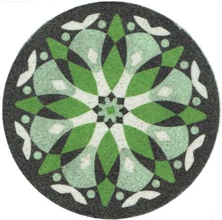 MM04 - Mini Mandala Mini Flower