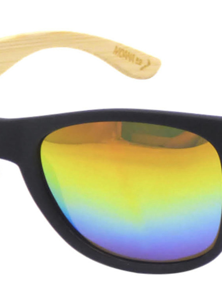 Moana Rd 50/50s Black Rainbow Lens 3008