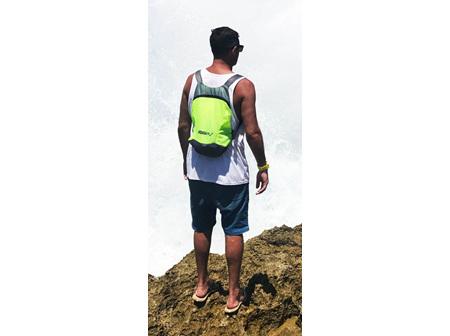 Moana Rd Backpack Foldable & Yellow