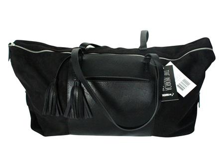 Moana Rd Bag Akaroa Overnighter Black