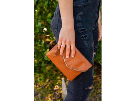 Moana Rd Bag Grey Lynn  Tan
