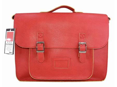 Moana Rd Bag High School Bag Large - Raspberry