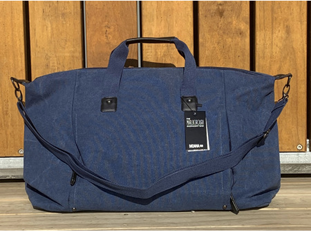 Moana Rd Bag Marlborough Overnighter Blue