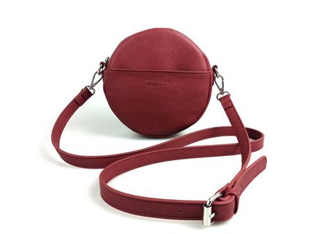 Moana Rd Bag Parnell Burgundy