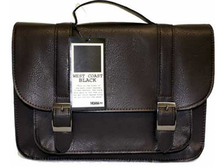 Moana Rd Bag Primary School Black