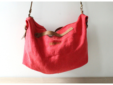 Moana Rd Bag Raglan Red