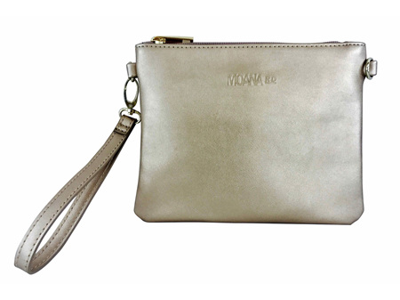 Moana Rd Bag Viaduct Clutch Bronze